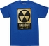 Fallout Shelter Sign T-Shirt