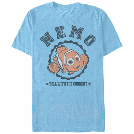 Finding Dory Nemo Current T-Shirt