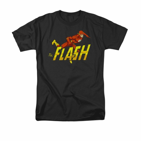 Flash 8 Bit Rush T Shirt