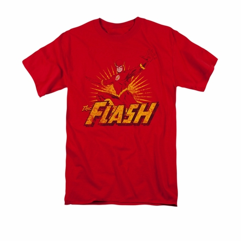 Flash Arms Wide Vintage T Shirt