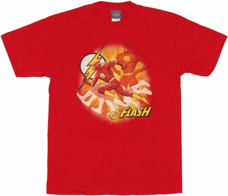 Flash Blur T Shirt