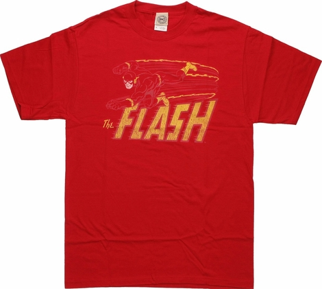 Flash Dive Left T-Shirt