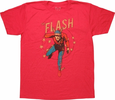 Flash Garrick Retro T-Shirt