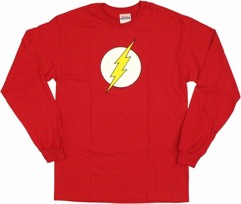 Flash Long Sleeve T Shirt