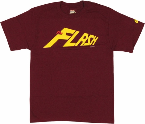 Flash Name T Shirt