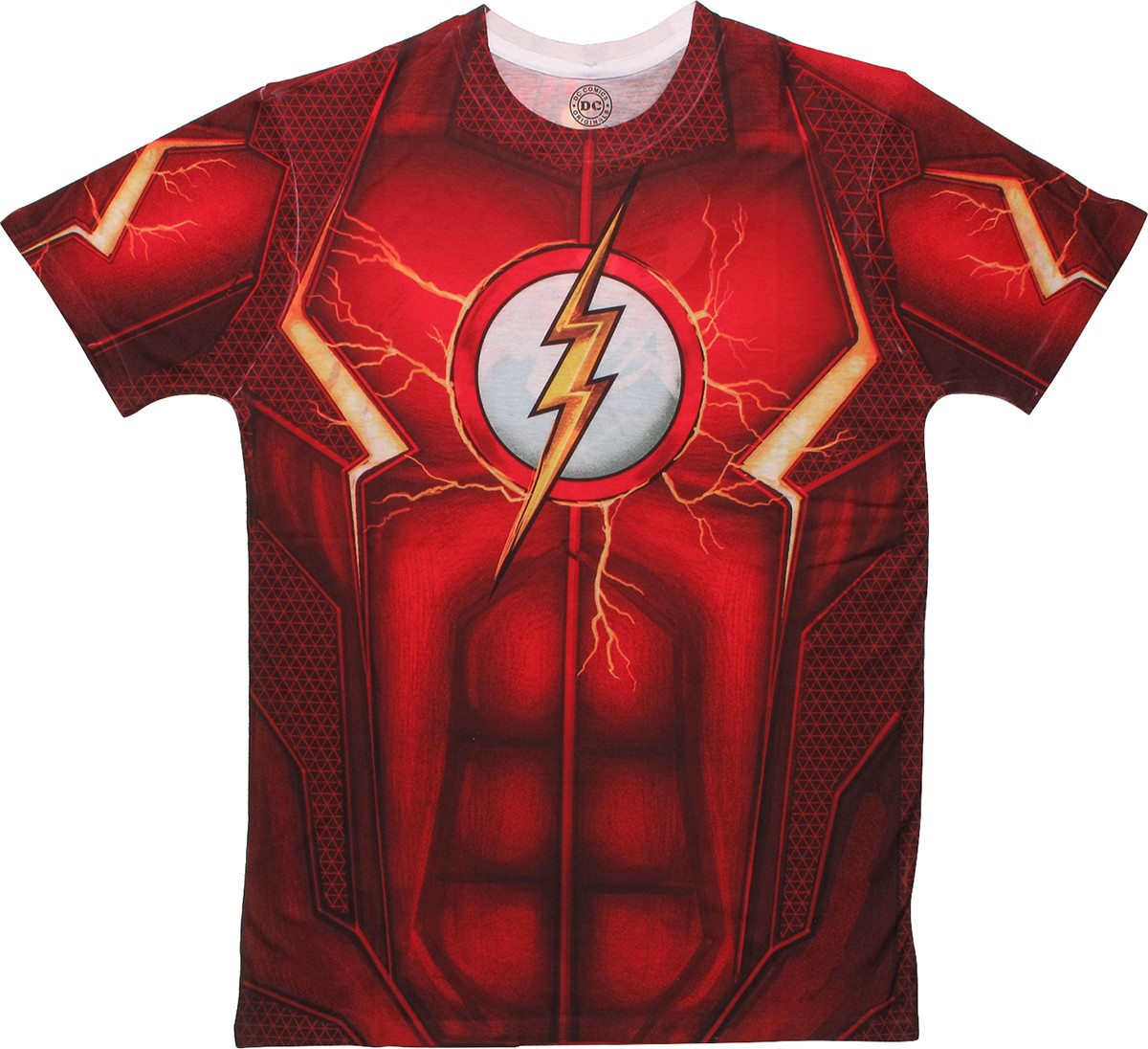 flash sublimated costume t shirt ForCostume T Shirts Online