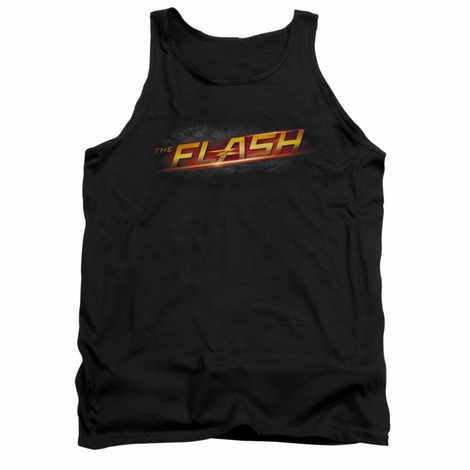 Flash TV Logo Tank Top