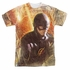 Flash TV Town Sublimated T Shirt