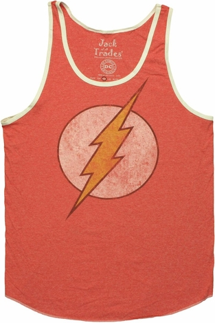 Flash Vintage Logo Tank Top