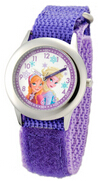 Frozen Anna Elsa Kids Purple Watch