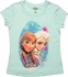 Frozen Anna Elsa Oval Youth T Shirt