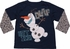Frozen Olaf Hot Ice Long Sleeve Toddler T-Shirt