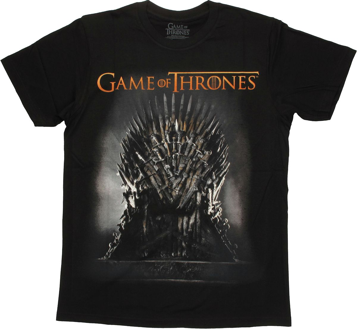 game of thrones iron throne t shirt sheer. Black Bedroom Furniture Sets. Home Design Ideas