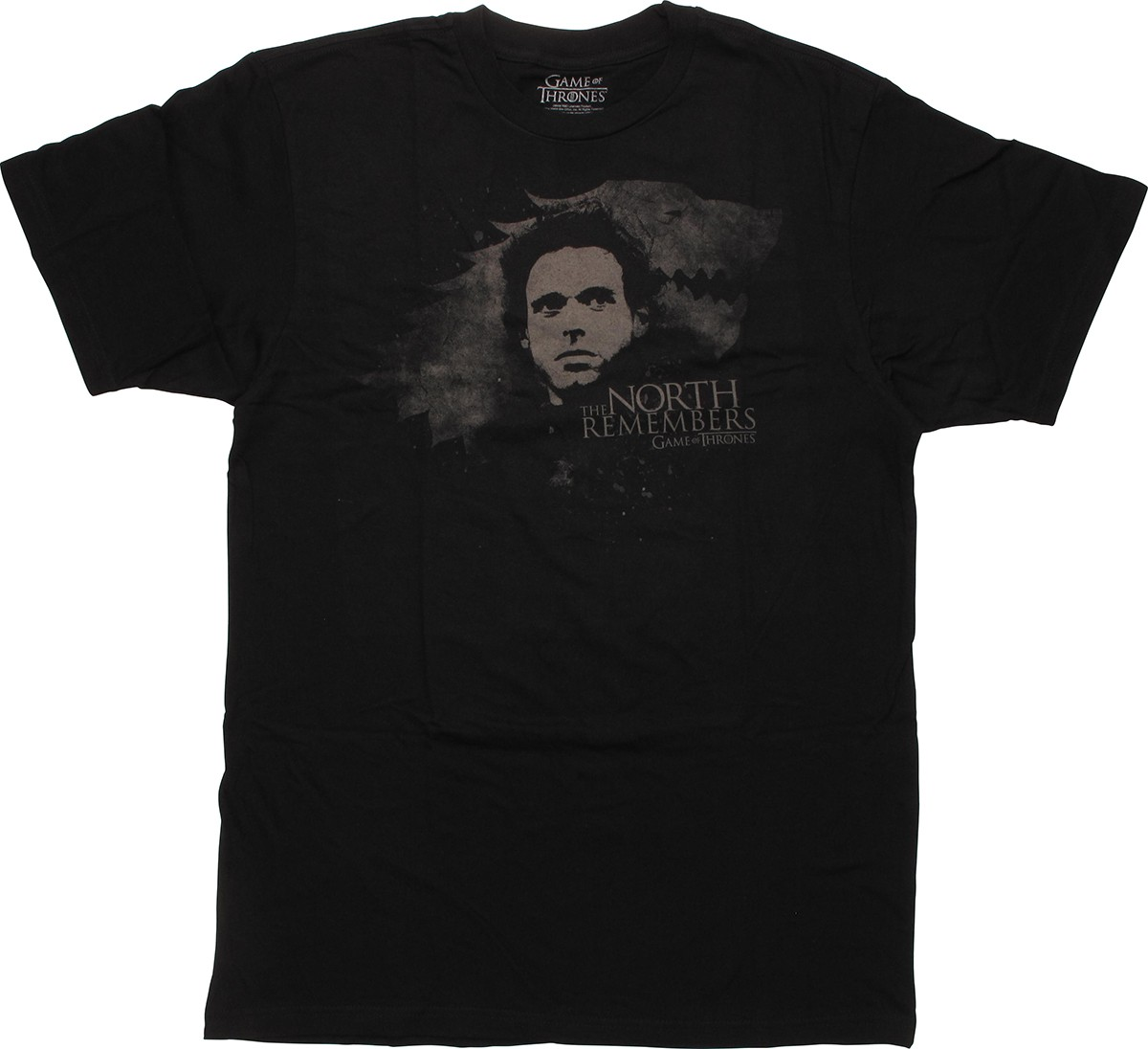 game of thrones north remembers t shirt sheer. Black Bedroom Furniture Sets. Home Design Ideas