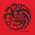 Game of Thrones Targaryen Red T Shirt