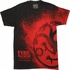 Game of Thrones Targaryen Sigil Splatter T-Shirt