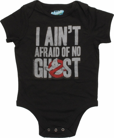 Ghostbusters I Ain't Afraid of No Ghost Snap Suit
