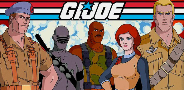 Featured GI Joe