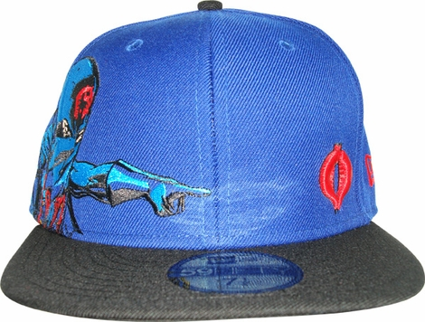 GI Joe Cobra Commander Hat