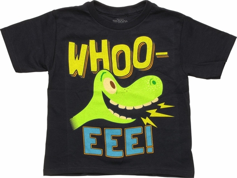 Good Dinosaur Arlo Whoo Eee Toddler T-Shirt