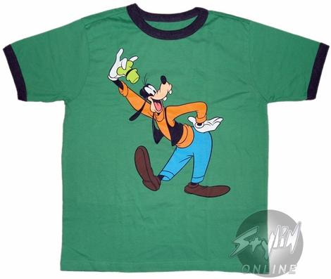 Goofy Hats Off Youth T-Shirt