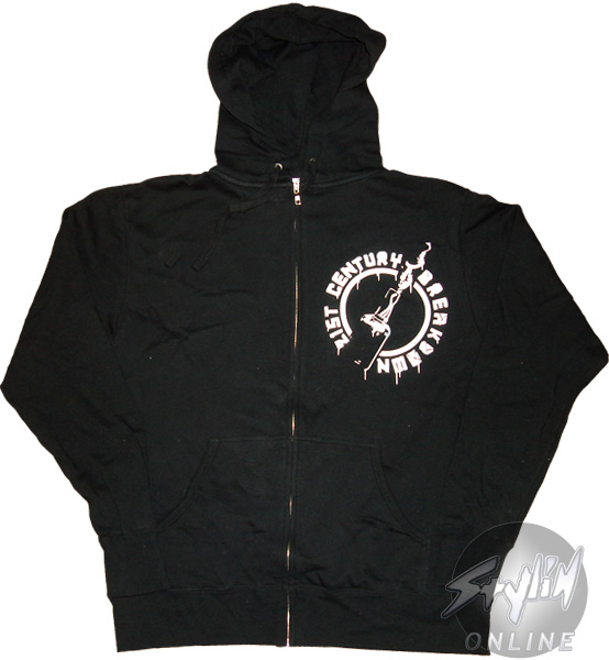 Green Day Pocket Hoodie