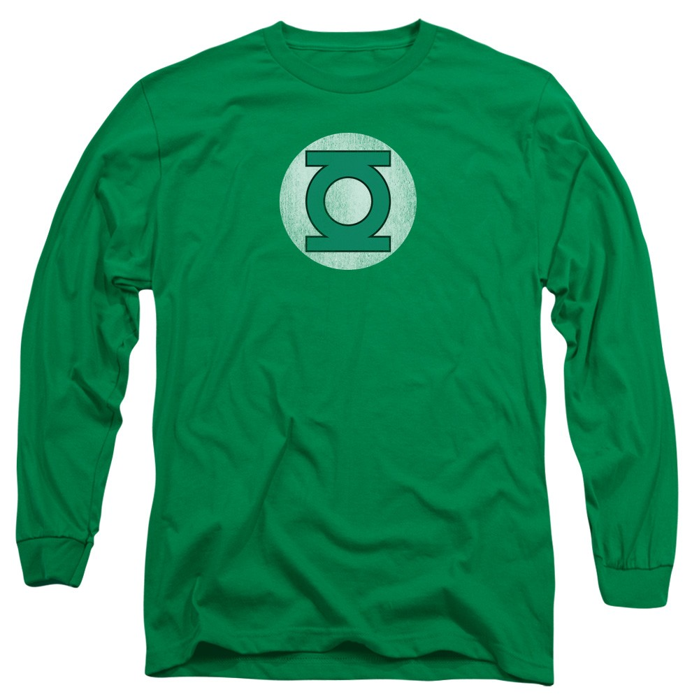 Green lantern vintage long sleeve t shirt for Retro long sleeve t shirts