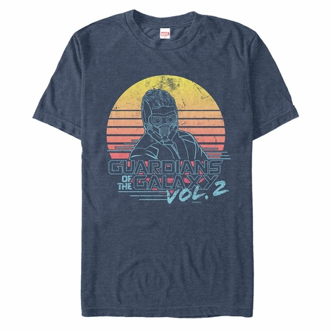 Guardians of the Galaxy Vol 2 Masked Man T-Shirt