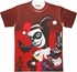 Harley Quinn Joker Shots Sublimated T-Shirt