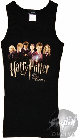 Harry Potter Cast Tank Top