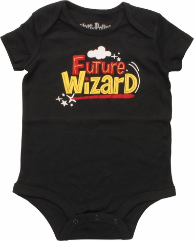Harry Potter Future Wizard Snap Suit
