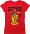 Harry Potter Gryffindor Crest Juniors T-Shirt