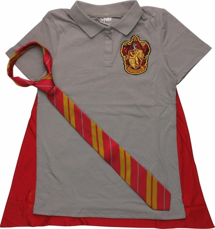Harry Potter Gryffindor Juniors Polo Shirt