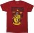 Harry Potter Gryffindor Name Crest T-Shirt
