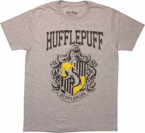 Harry Potter Hufflepuff Insignia T-Shirt