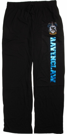 Harry Potter Ravenclaw Blue Foil Lounge Pants