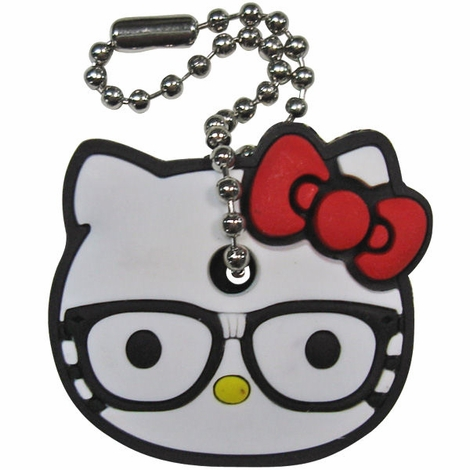 Hello Kitty Key Top Keychain