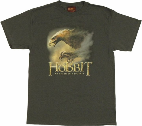 Hobbit Great Eagle T Shirt