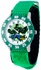 Incredible Hulk Kids Time Teacher Green Watch