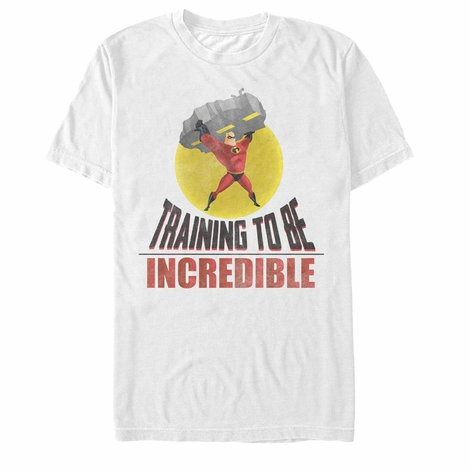 Incredibles Training Lift T-Shirt