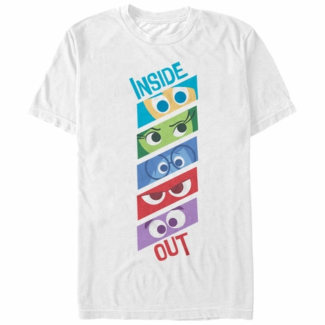 Inside Out Emotion Eyes T-Shirt