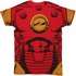 Iron Man Classic Costume T Shirt Sheer