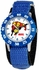Iron Man Kids Time Teacher Blue Watch