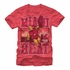 Iron Man Miami Heat Soar T-Shirt