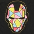 Iron Man Stained Glass T Shirt Sheer