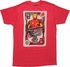 Iron Man Ultron King Card Mighty Fine T-Shirt