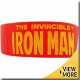 Iron Man Wristband