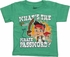 Jake and Never Land Pirates Password Toddler Shirt