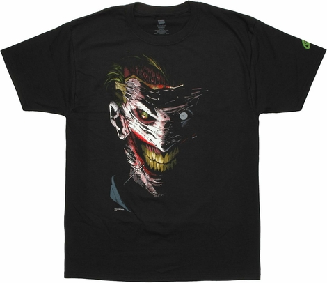 Joker Mask T Shirt
