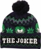 Joker The Joker Knit Cuff Pom Beanie